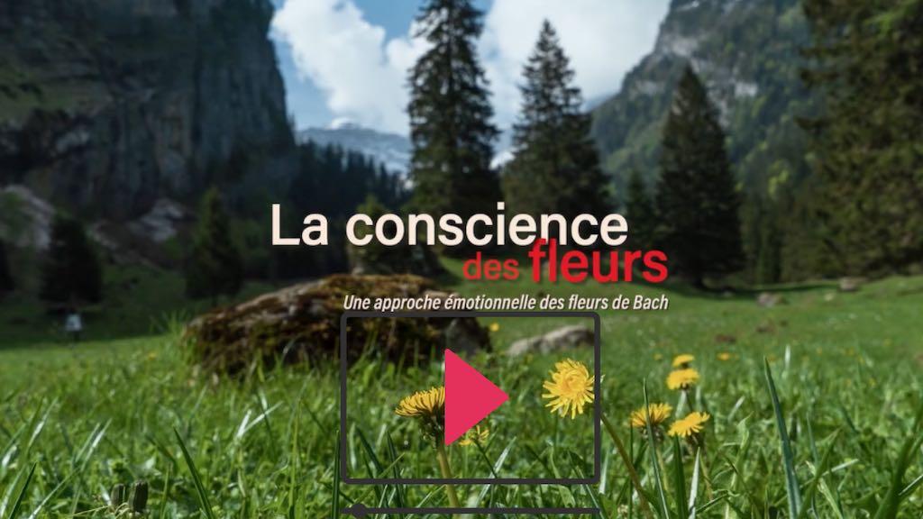 La conscience des fleurs